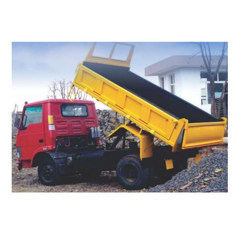 Chaphekar 4 Cu M Box Type Tippers With Fixed Sides And Tail Gate