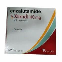 Enzalutamide 40mg Capsules