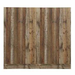Rectangular Cork Wood Panels, For Wall Decoration