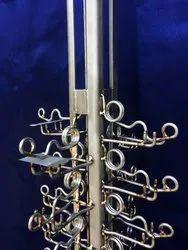Titanium Jigs for Aerospace Components