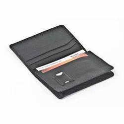 Black Business Card Holder