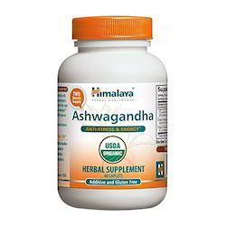 Aswangandha Pure Herbs Supplement