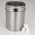Coffee Canister Airtight - Stainless Steel Storage Jars for Tea Coffee Sugar