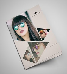 Fashion Catalog Printing Service