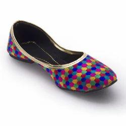 Jaipuri Design Ballerina Sandals 301