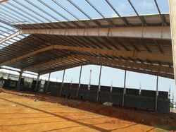 Green Pre Engineering Building Systems with Civil Construction