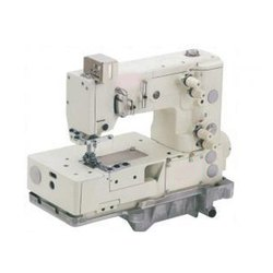 Fitpack Picot Hemstitch Machine, For Industrial, Automation Grade: Semi-Automatic