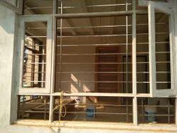 Stainless Steel Window Grills - SS Window Grills Latest