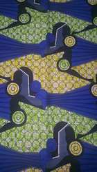 African Print Fabric - Wax Print