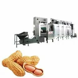 Groundnut Continuous Roasting Machines