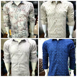 Colored Casual shirts