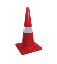 Reflective Traffic Cone in Kolkata, West Bengal | Reflective Traffic