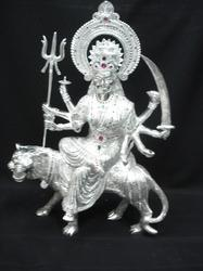 White Metal Mata Murti