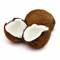 A Grade Organic Husked Coconut