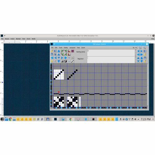 Textile Designing Software ट क सट इल स फ टव यर कपड क स फ टव यर In Okhla New Delhi Texware Technology Id 7010119648