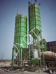 Cement or Fly Ash Bulker Unloading System
