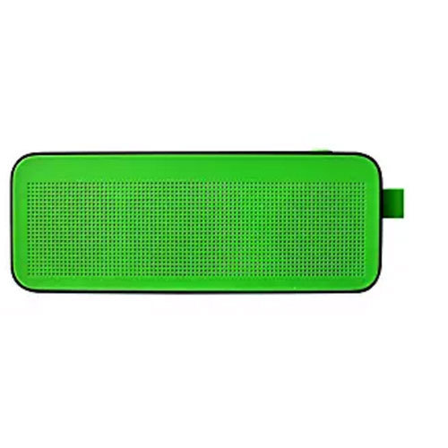 Green And Black Debock SLC 008 Wireless Bluetooth Speaker