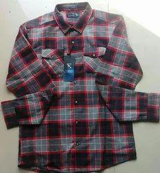 Tru-Rug Cotton Mens Branded Shirt