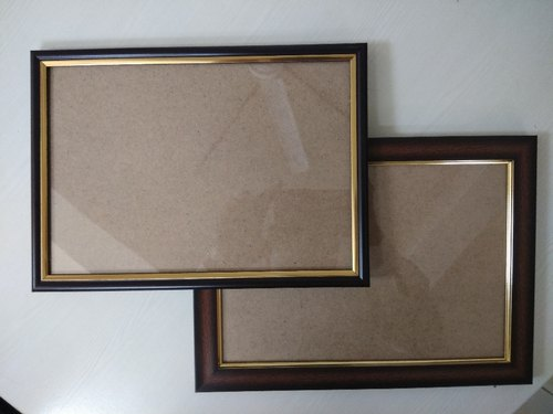 Wall Mounted Wooden Certificate Frame