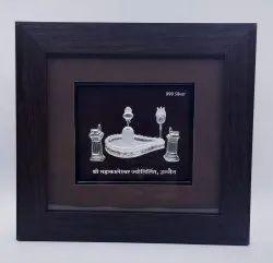 Silver Mahakal Frames