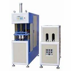 Semi Pet Stretch Blowing Moulding Machine