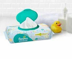 Pampers Fresh Clean Wipes
