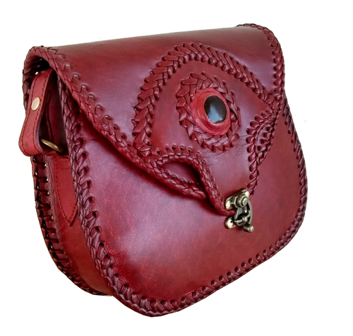 9da174c6181 HANDMADE LEATHER MEDIEVAL BAGS - Medieval Hand Made Leather Bags  Manufacturer from Pondicherry
