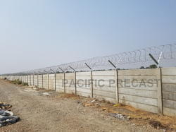 RCC Precast Readymade Compound Wall