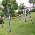 Children Play Ground Swing