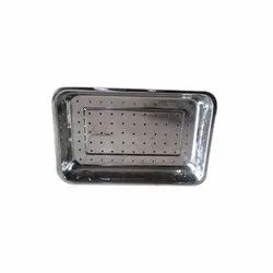 Surgical Perforated Sterilizing Tray