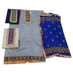 Available In Many Colors Stylish Punjabi Suit Material