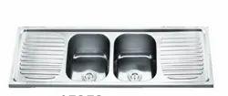 Kitchen Sink 1500x500mm 0.4m