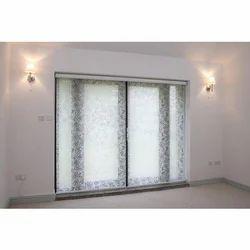 Aluminum Rectangular Window Roller Blinds