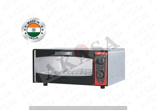 Outdoor oven electric
