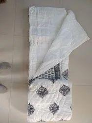 Hand Block Jaipuri Pure Cotton Quilts