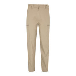 Men Cream Trouser