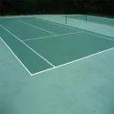 PVC Synthetic Badminton Courts Flooring