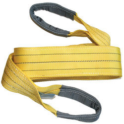 Lifting Slings - Webbing Sling Manufacturer from Mumbai