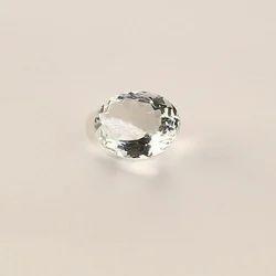 Pear Shaped Aquamarine Gemstone