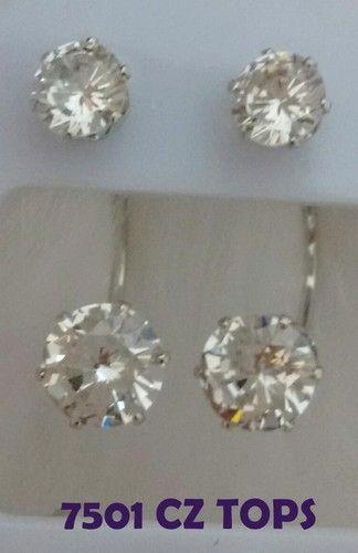 cc5ebc61c CZ Round Tops at Rs 50 /piece   C.z Jewellery - Dipam Enterprises ...