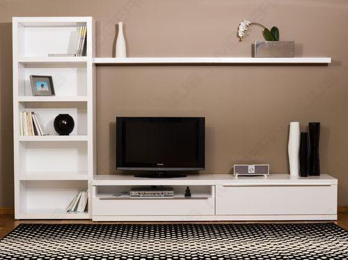 Living Room LCD Unit