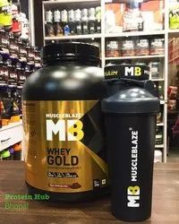 Muscleblaze Whey Gold Protein, Packaging Size: 2kg (4.4lbs)
