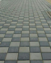Cement Grey Square Paver For Landscaping