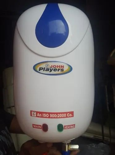John Players Deluxe Instant Geyser Capacity Upto 10 L
