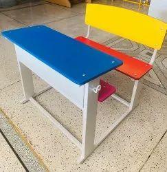duel desk bench bending model