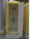 Yellow, White Modcon Plastic Urinal