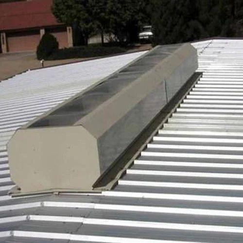 Aluminum Ridge Vent Rs 520 Square Feet Bairava Metal