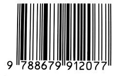 Paper Product Barcode Sticker