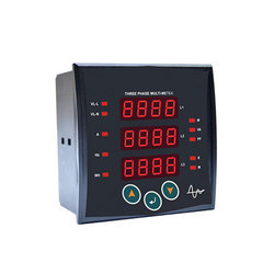 Three Phase Multi Function Meter