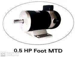 0.5 hp Flange MTD